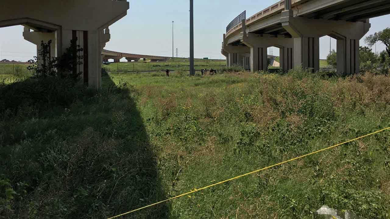 OKC Man Discovers Human Remains On Walk Home