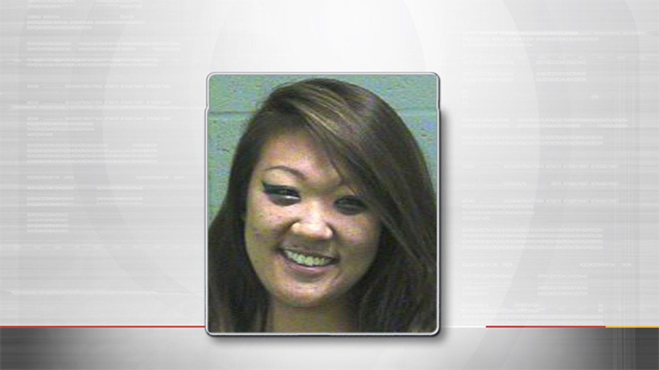 Woman Accused Of Attacking Police Officer During DUI Stop In SW OKC