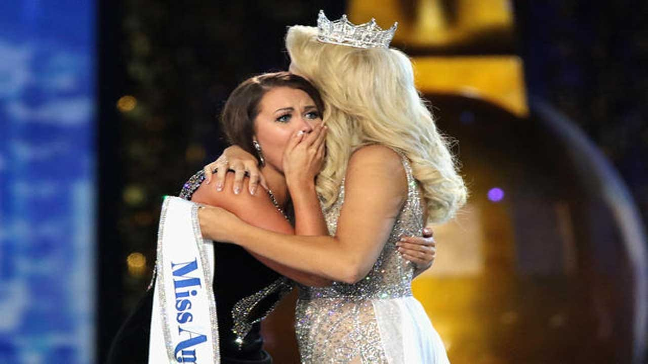 Miss North Dakota Cara Mund Crowned New Miss America