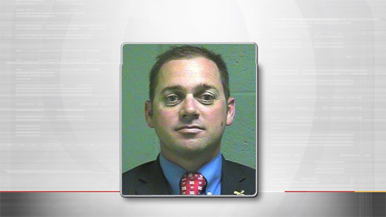 Oklahoma Senator Resigns Following Sexual Battery Charge