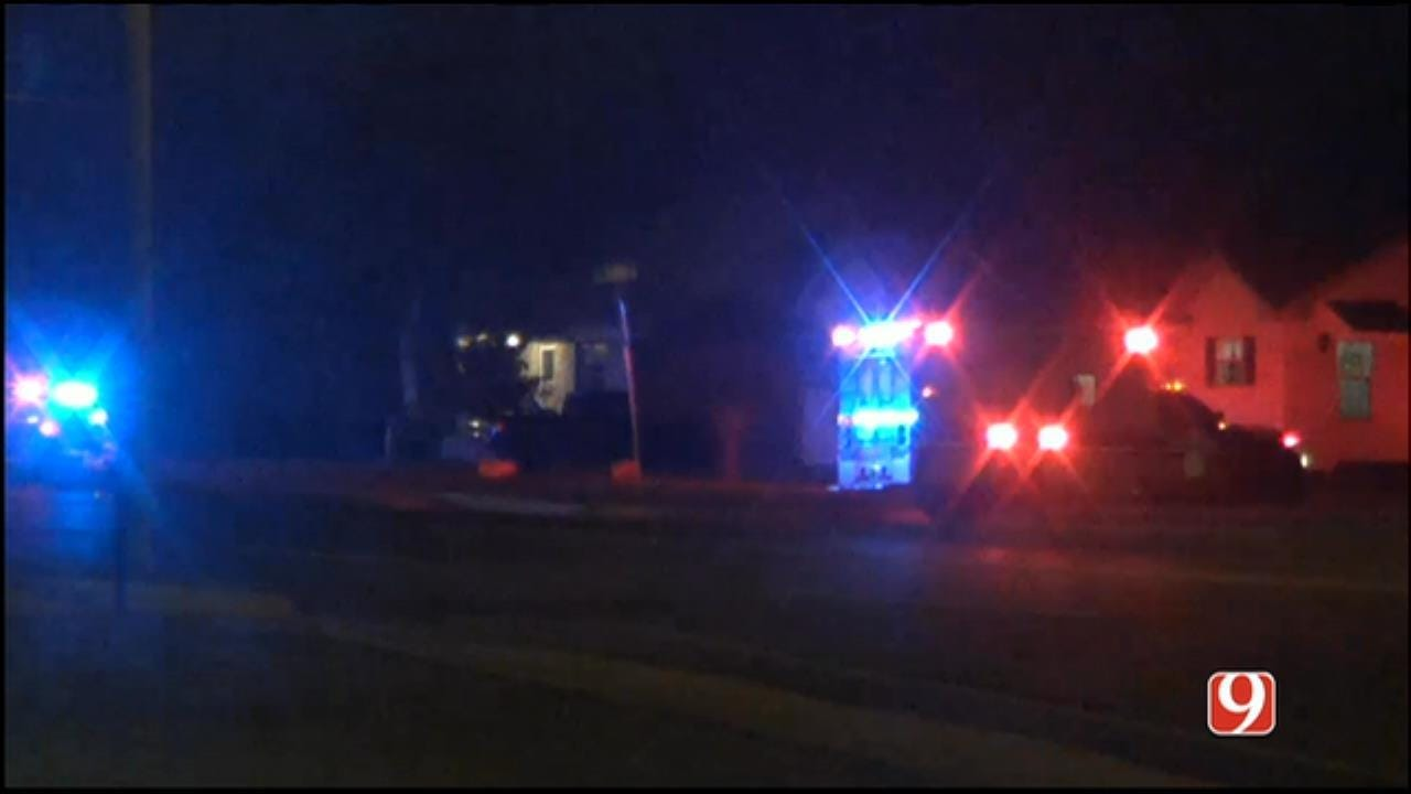 Police Investigate Incident In SW OKC