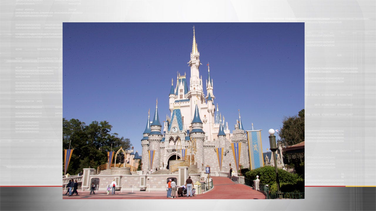 Walt Disney World Resort Offering Adult Princess Makeovers
