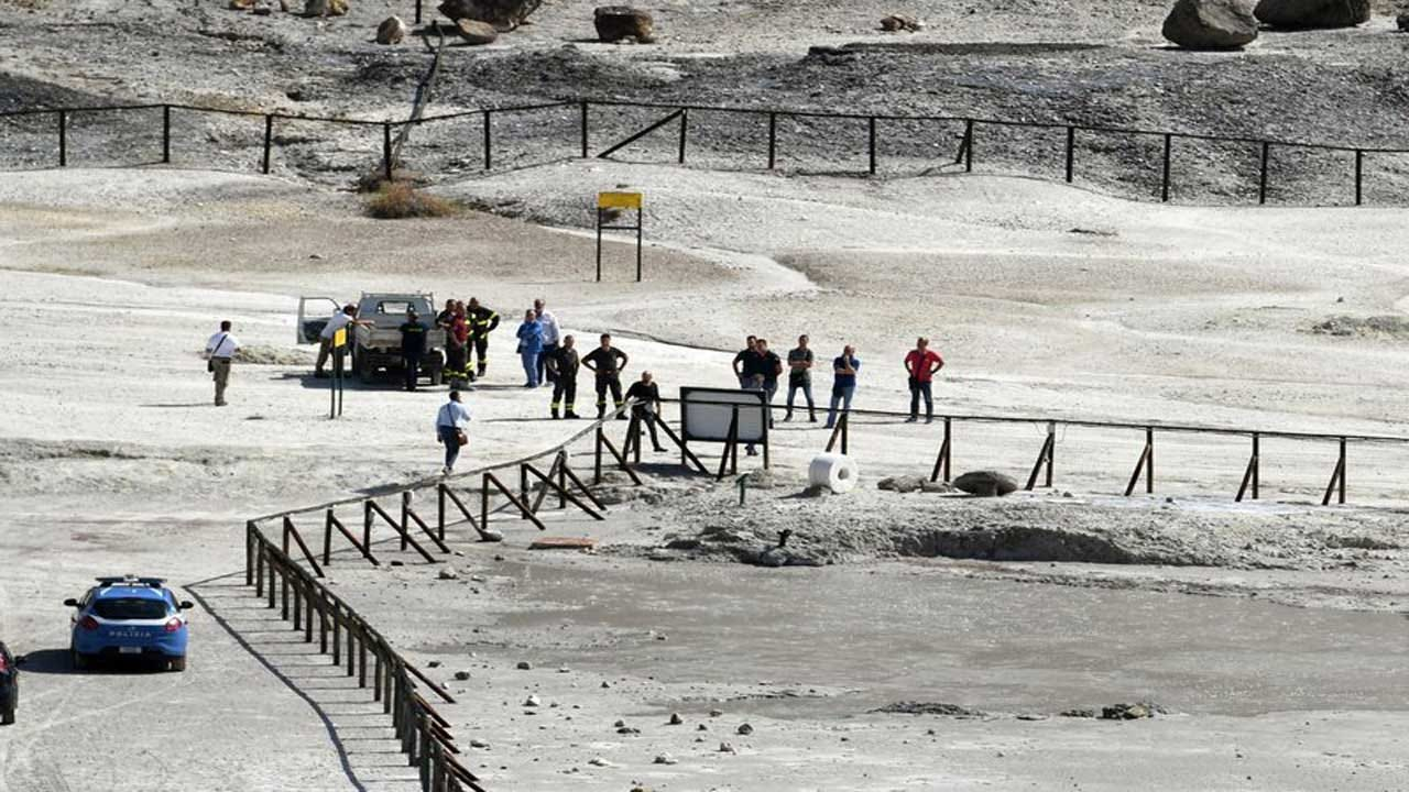 11-Year-Old Killed In Volcanic Field, Parents Die Trying To Rescue Him