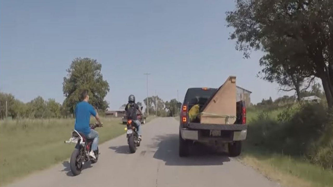 Authorities Investigating Viral Oklahoma Road Rage Incident