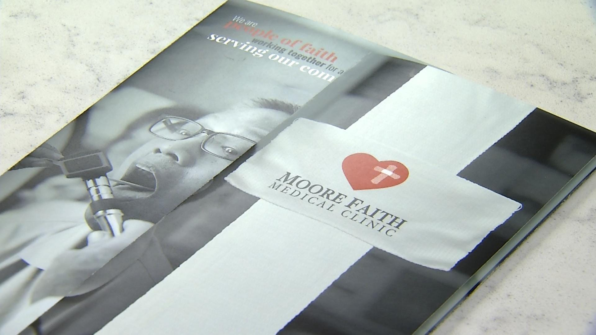 Moore's Free Medical Clinic Moves into New Home