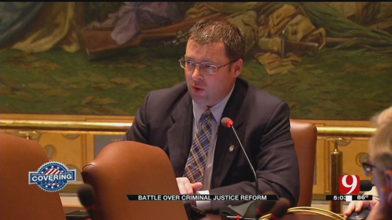Representative's Criminal Justice Reform Survey Fails To Impress Governor