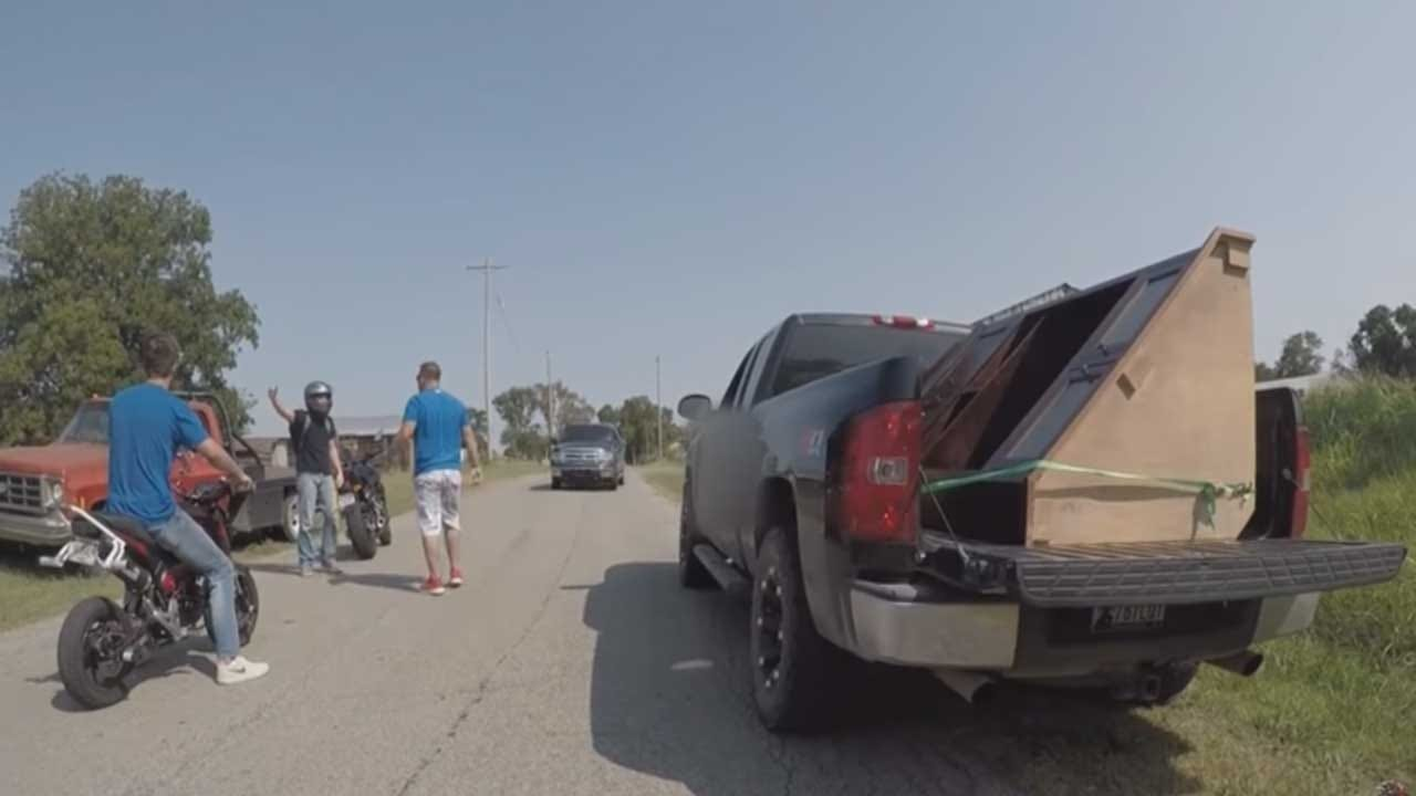 Man Involved In Oklahoma Road Rage Incident Tells His Story