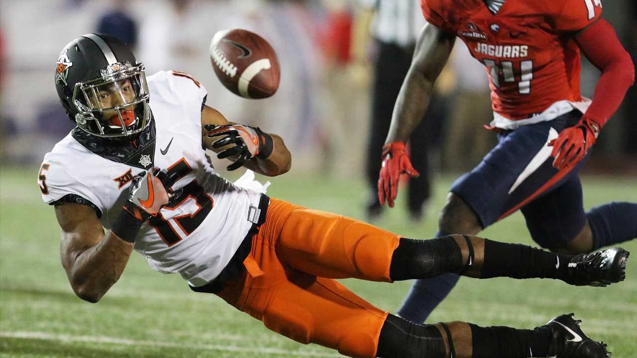 OSU Football: Pokes Prep For Pitt