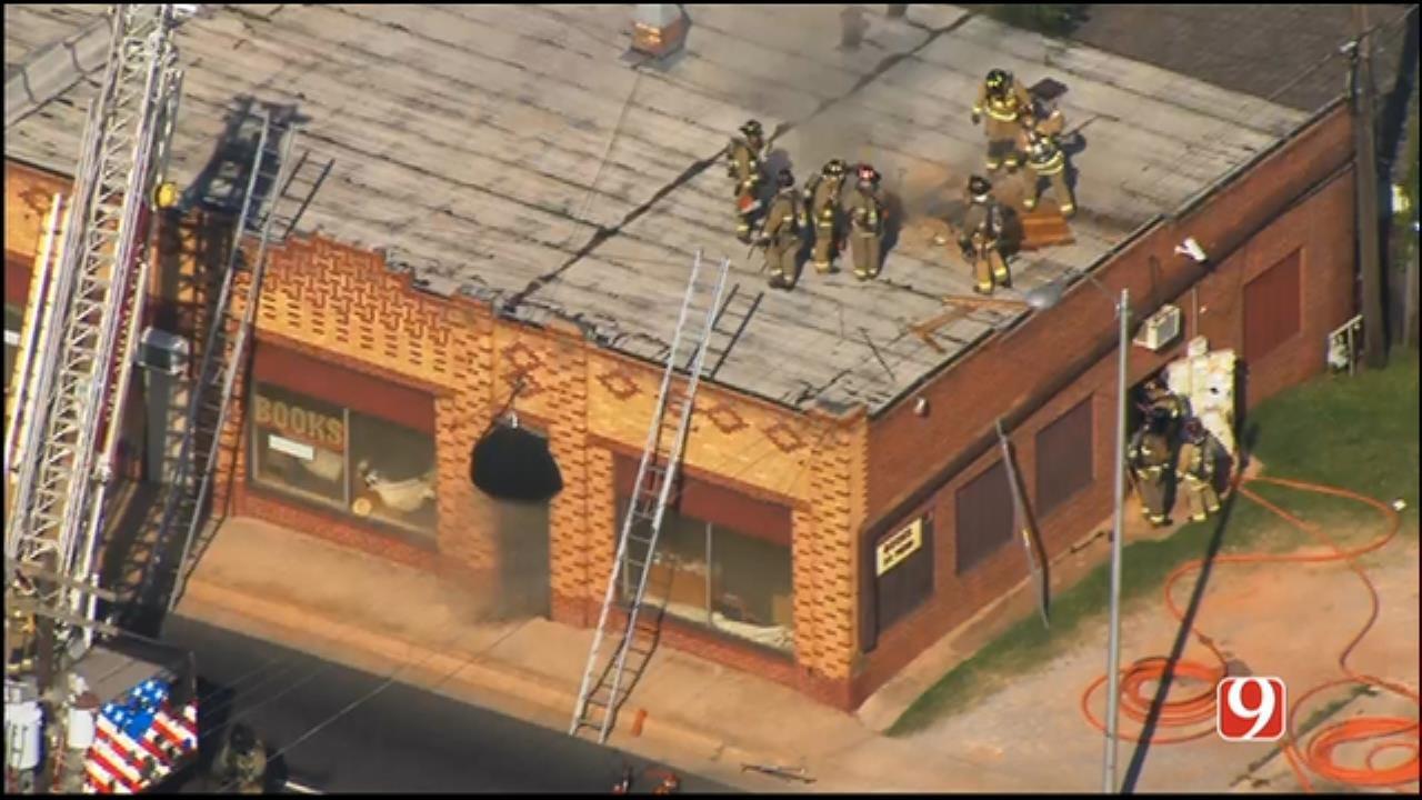 Arson, Homicide Investigators Look Into Deadly NW OKC Fire