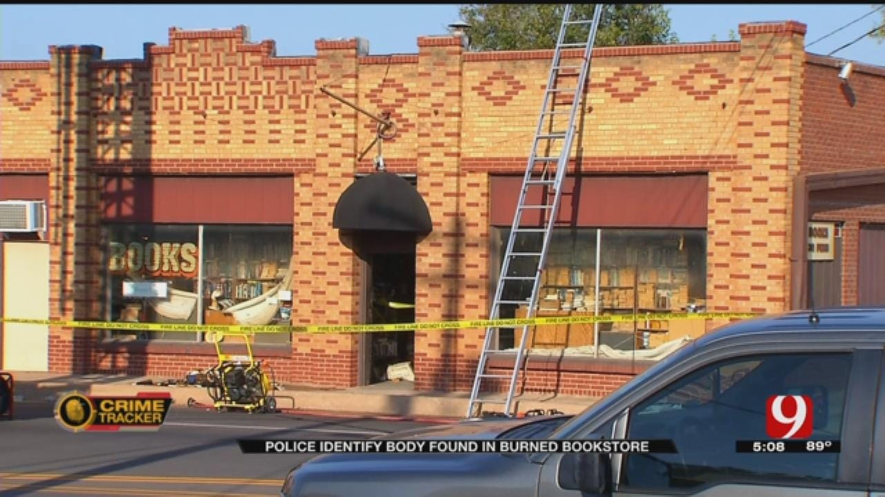 Body Found In Burning Bookstore Identified As Owner