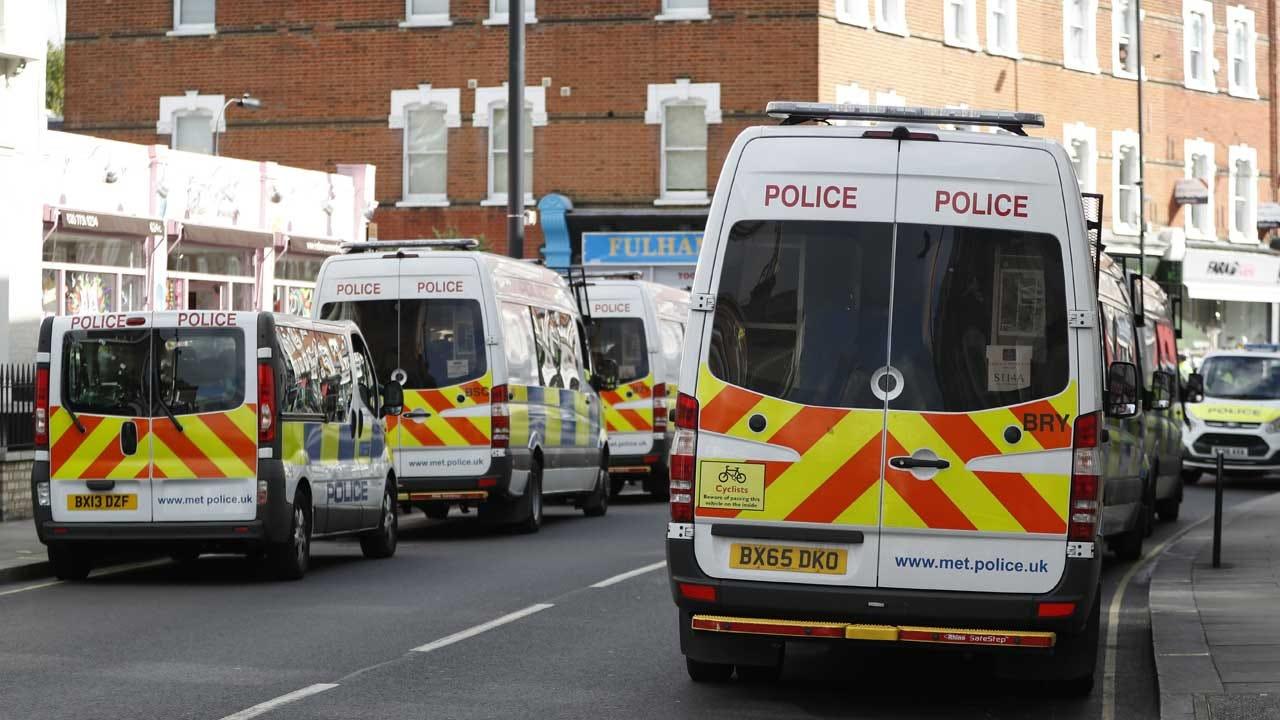 London Underground Parson's Green Station Blast A 'Terrorist Incident'