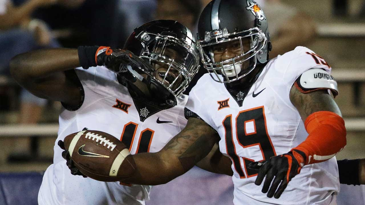 Oklahoma State-Pittsburgh: Numbers And Trends
