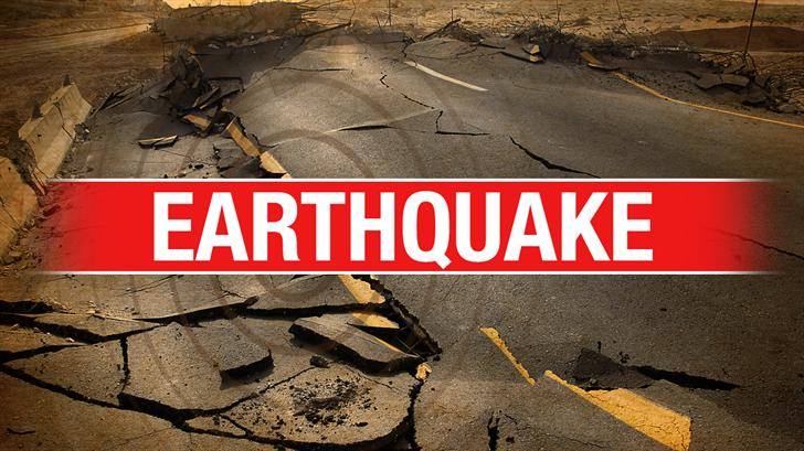 3.9 Magnitude Quake Shakes North Of Stroud