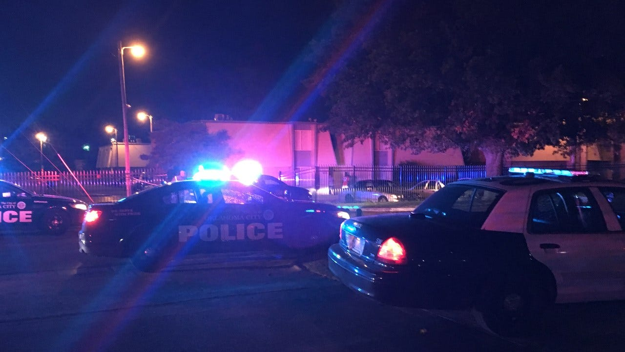Police Investigate Shooting In NW OKC