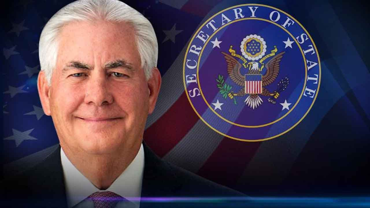 """Tillerson Says Military Option Will Be """"Only One Left"""" If Diplomacy Fails On N. Korea"""