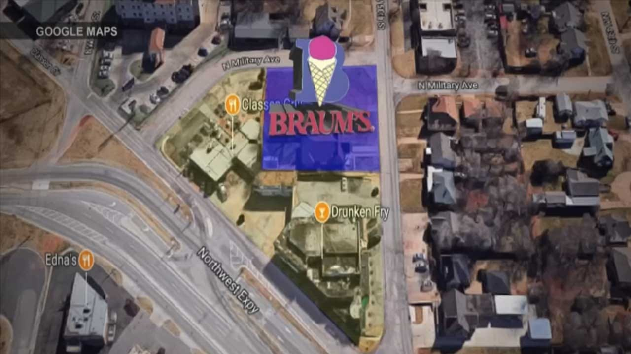 Controversy Surrounds Braum's' Plans To Demolish Businesses