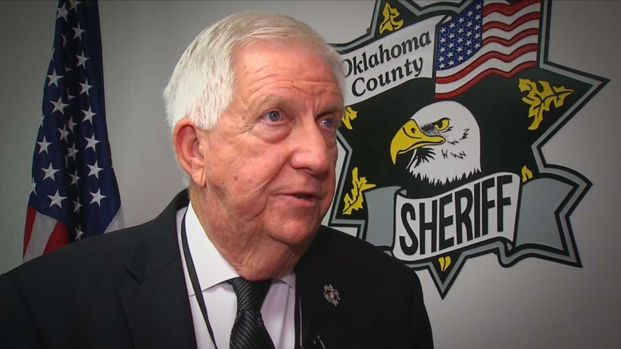 Newly Sworn-In Sheriff P.D. Taylor Discusses Priorities, Inmate Deaths