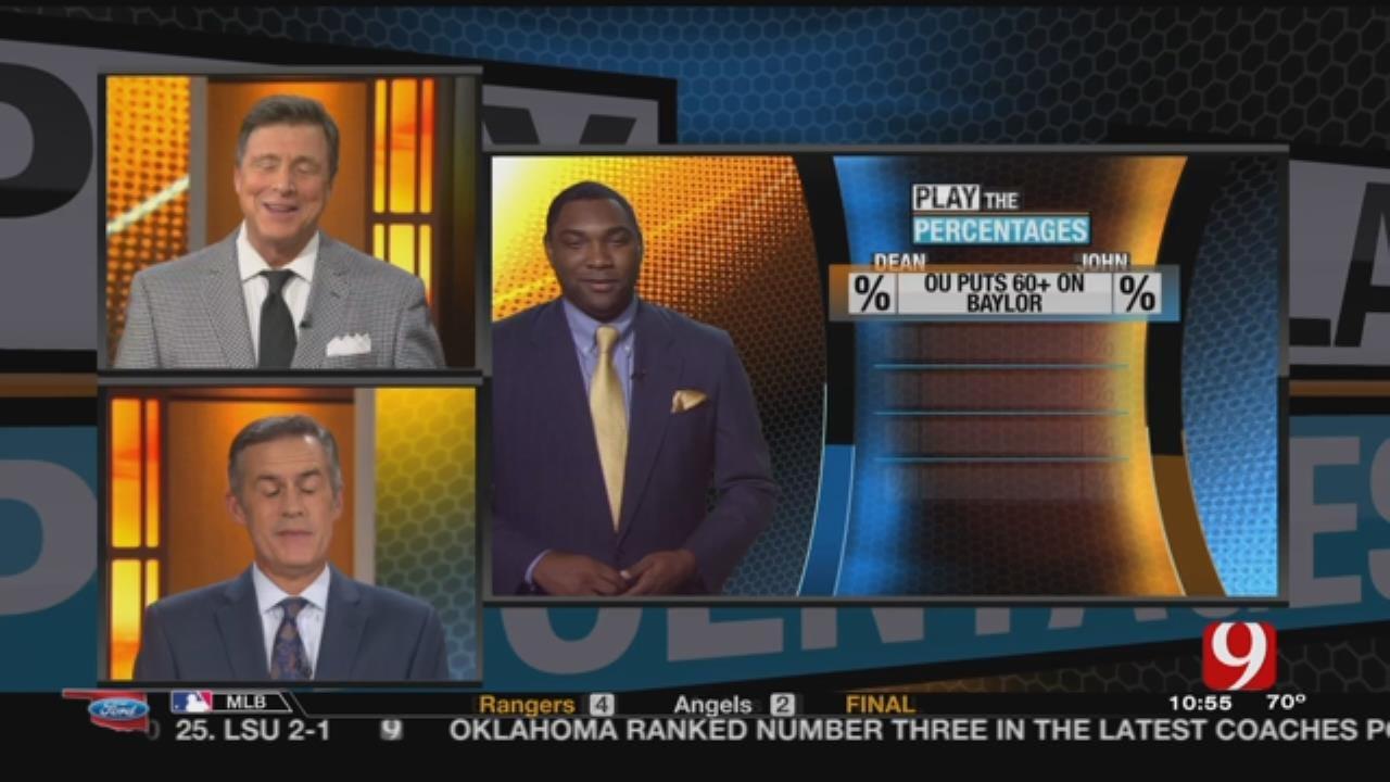 Oklahoma Ford Sports Blitz: September 18, 2017