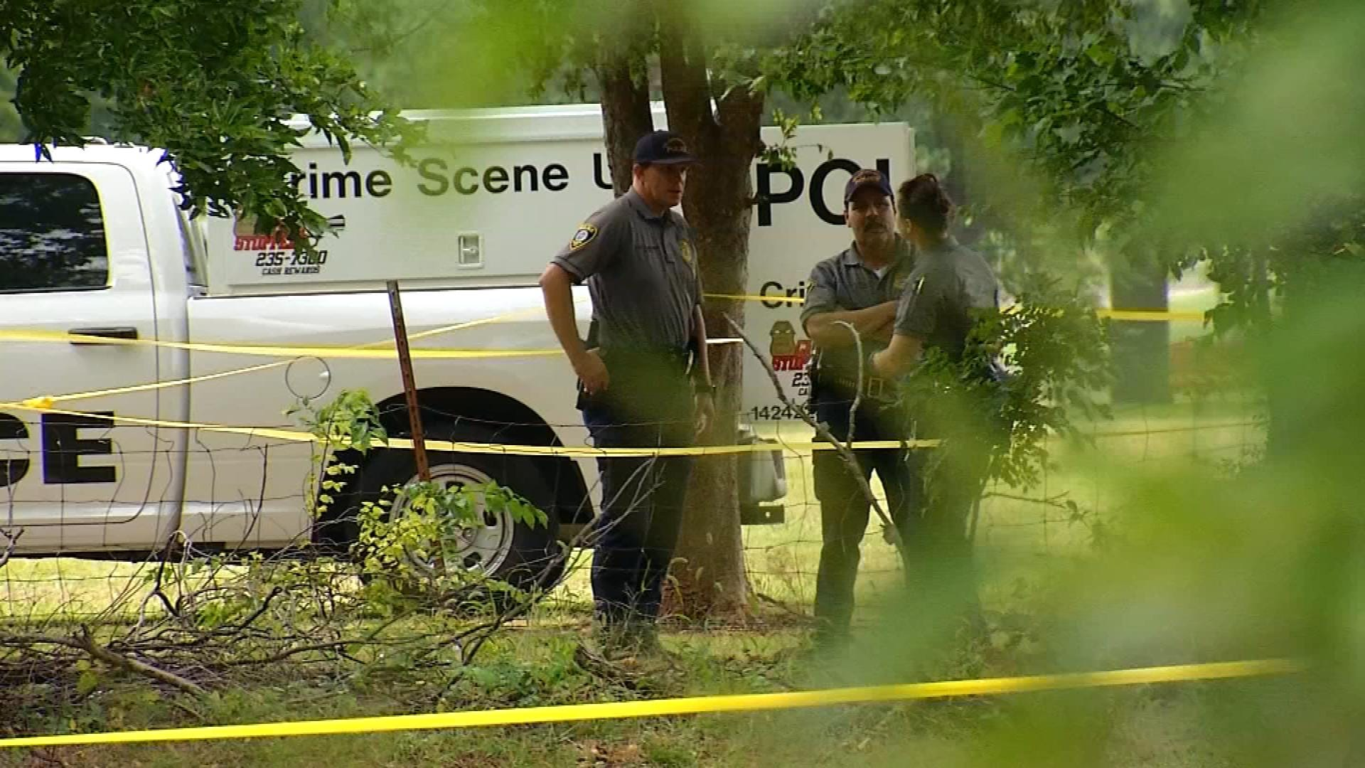 Police Investigate After Body Found In NW OKC Park
