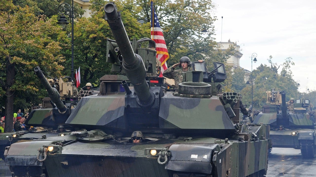 Senate Backs Bill To Pump $700 Billion Into Military