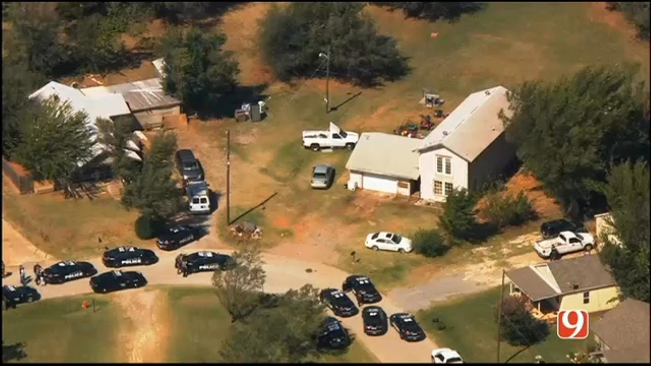 5 In Custody Following SE OKC Police Standoff With Bank Robbery Suspects