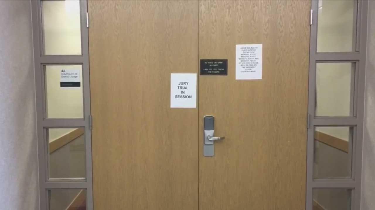 Disturbing Beheading Evidence Shown In Alton Nolen Trial