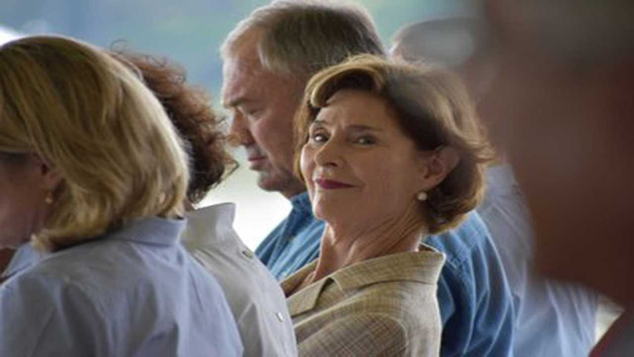 Former First Lady Laura Bush Offers Advice For Her Successors