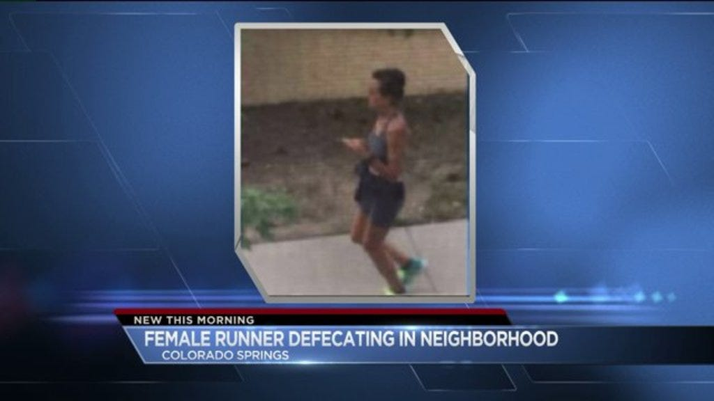 'Mad Pooper' Wanted for Defecating in Front Yards of Colorado Homes
