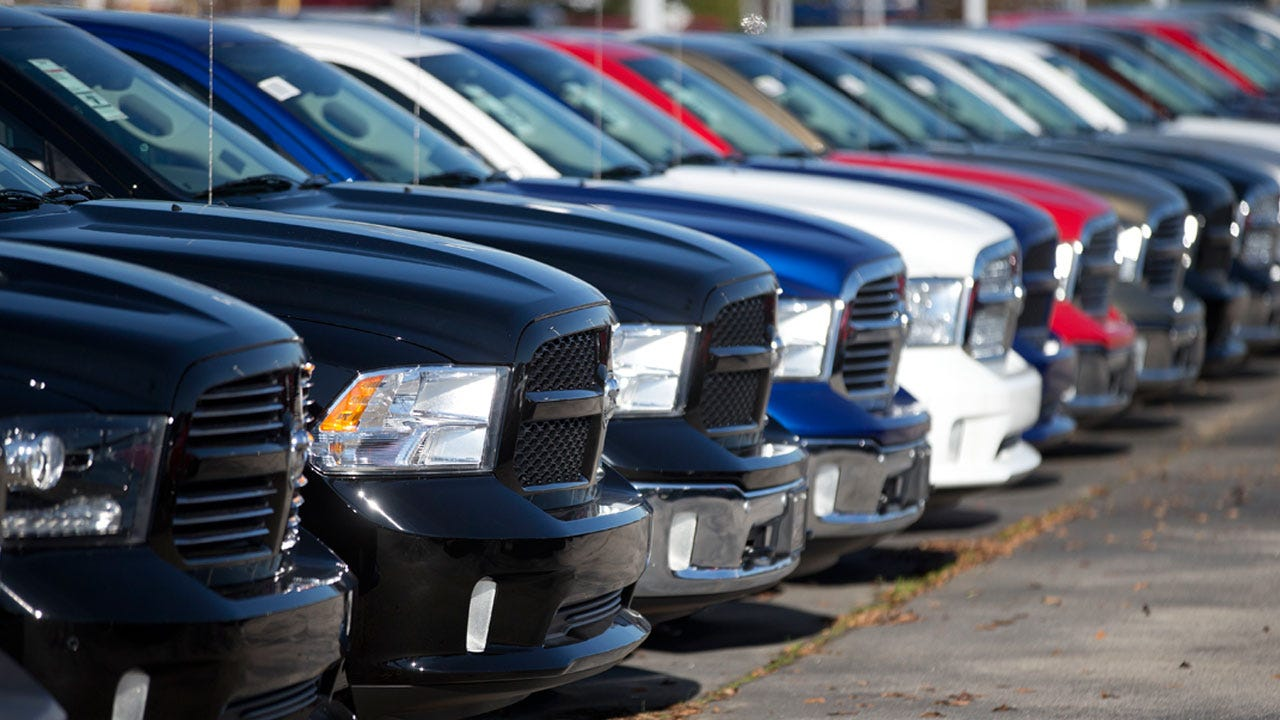 Nearly 500,000 Ram Trucks Recalled For Safety Issue