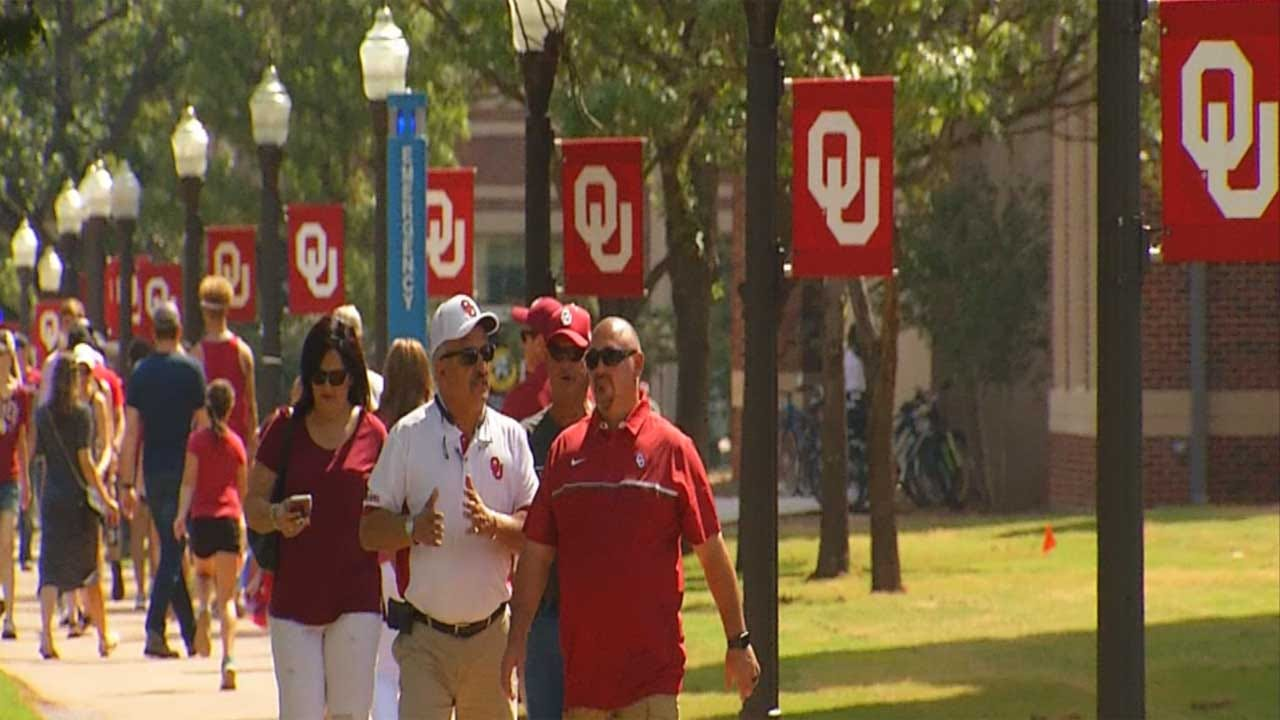 OU Fans Forced To Move Due To New Tailgating Policy