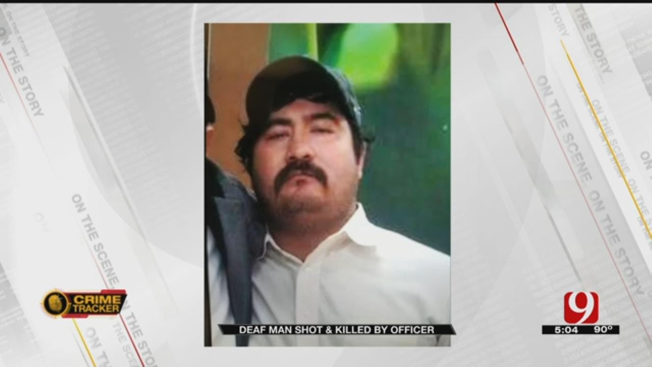 Neighbors Say Deaf Man Shot By OKC Officer Wasn't A Threat