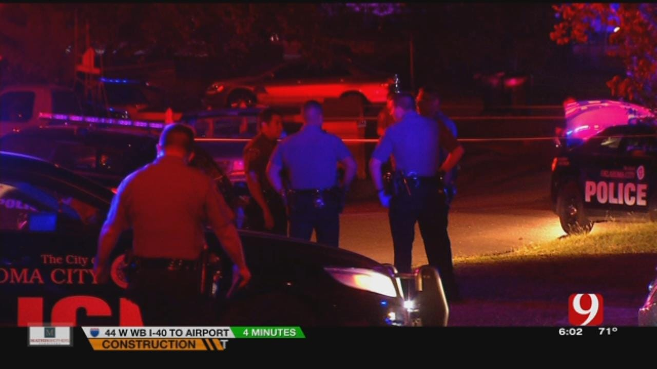 OKC Police Identify Man Fatally Shot By Officer
