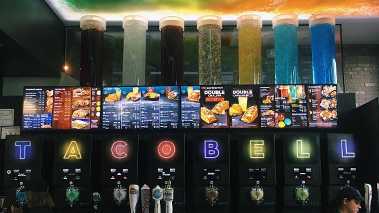 Taco Bell Plans To Ditch Drive-Thru, Serve Alcohol