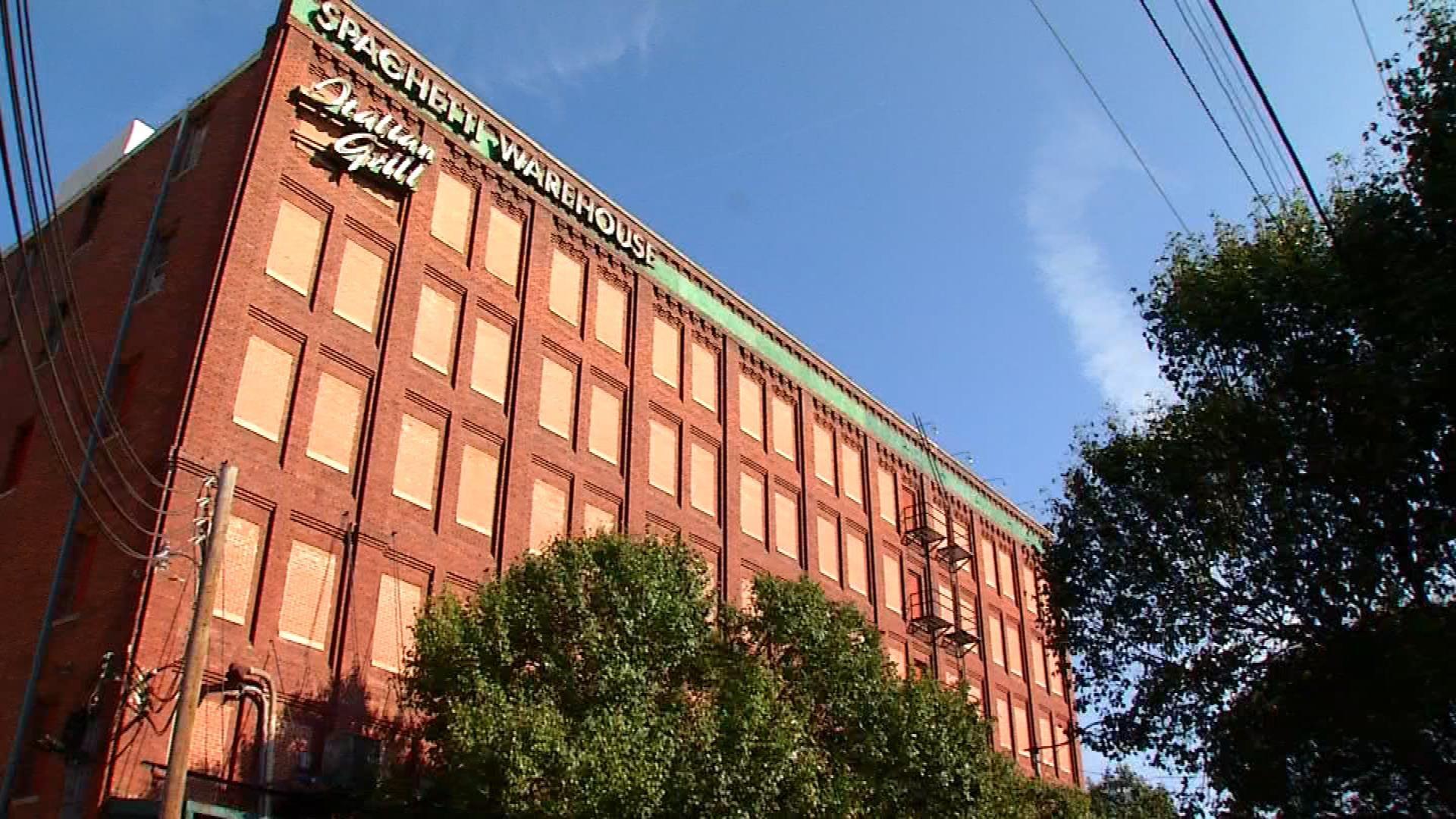 Bricktown's Spaghetti Warehouse Building Sold