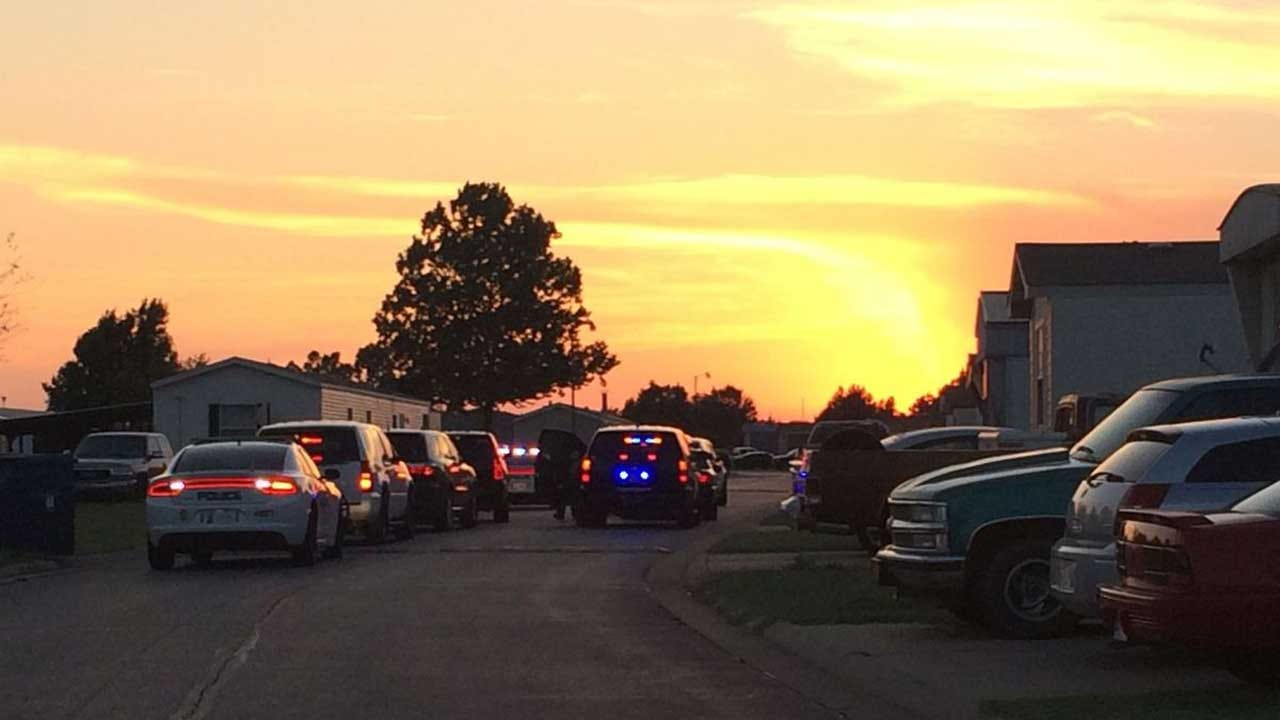 Man In Custody After Standoff In Chickasha