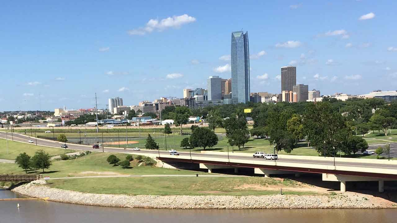 Oklahoma Ranks Among The Poorest States In The U.S.
