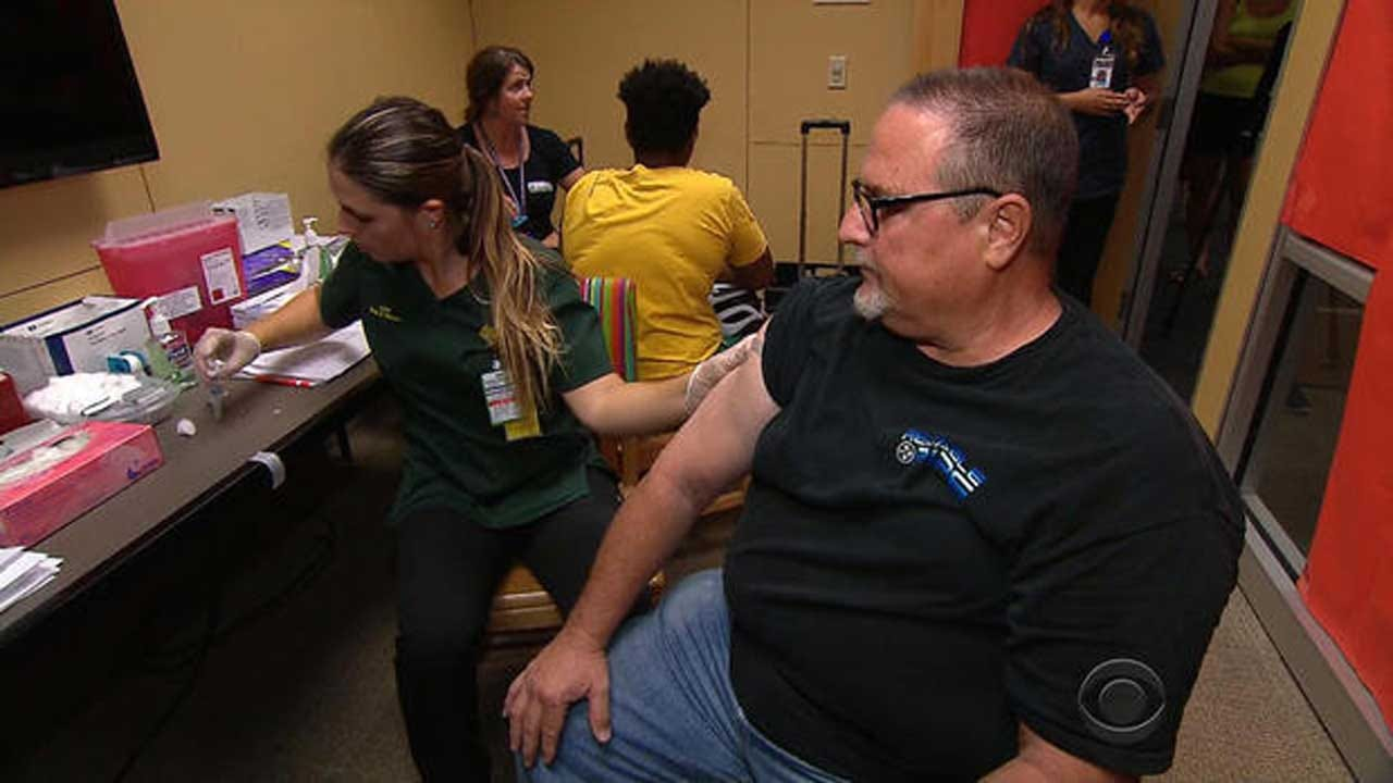 Race Against Time To Stop Hepatitis A From Spreading In San Diego