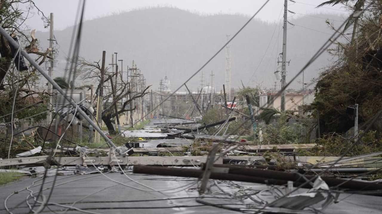 Trump Talks Maria With Puerto Rico Gov. Promises Visit, FEMA Aid