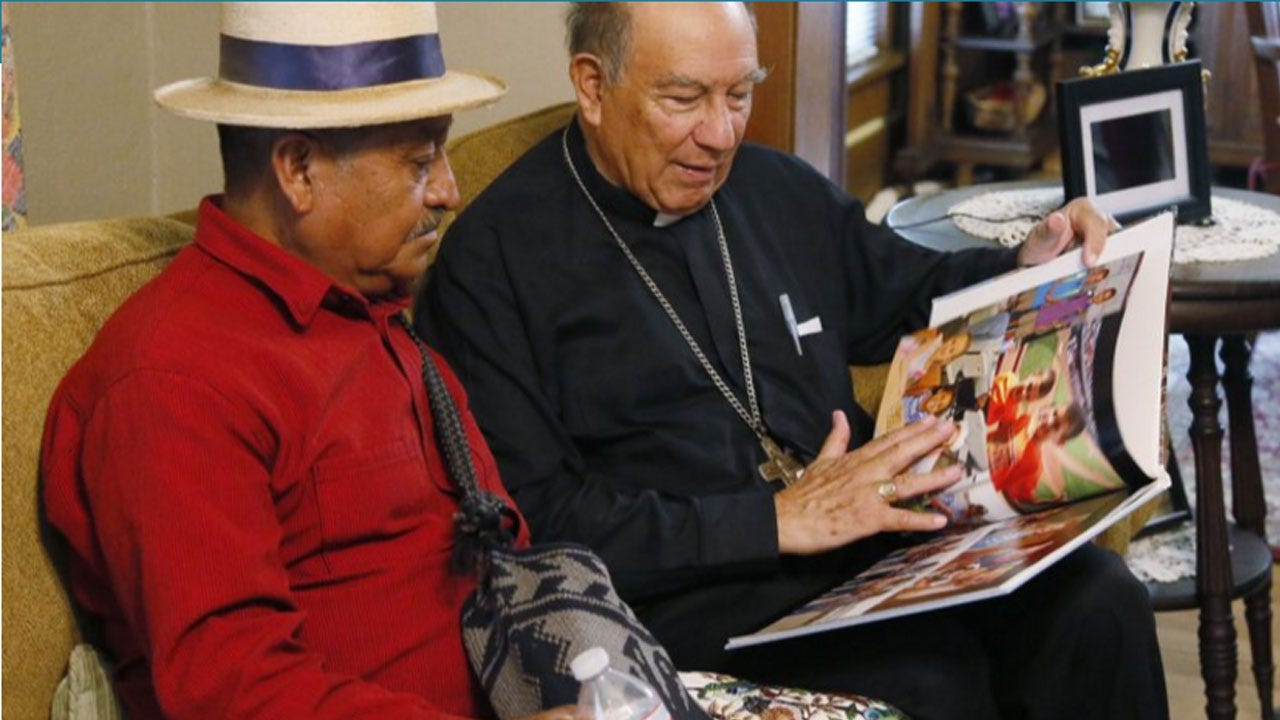 Guatemalans Travel To Oklahoma To Honor Fr. Stanley Rother