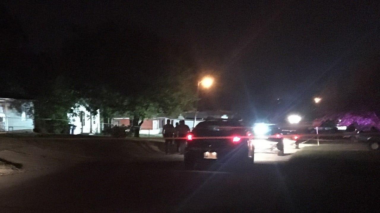 Police Investigate NE OKC Drive-By Shooting