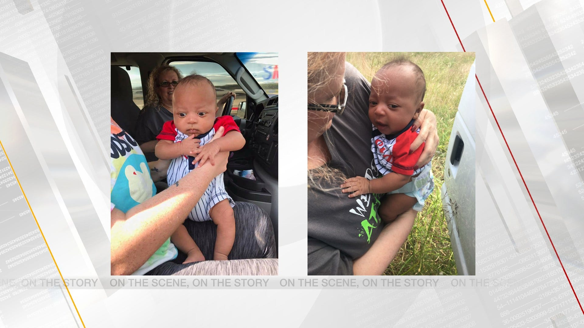 4-Week-Old Baby In DHS Custody After Being Found Near I-40