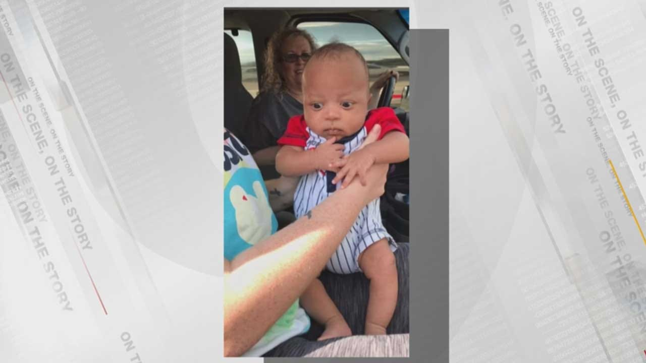Baby Boy Abandoned On I-40, Rescued By Drivers