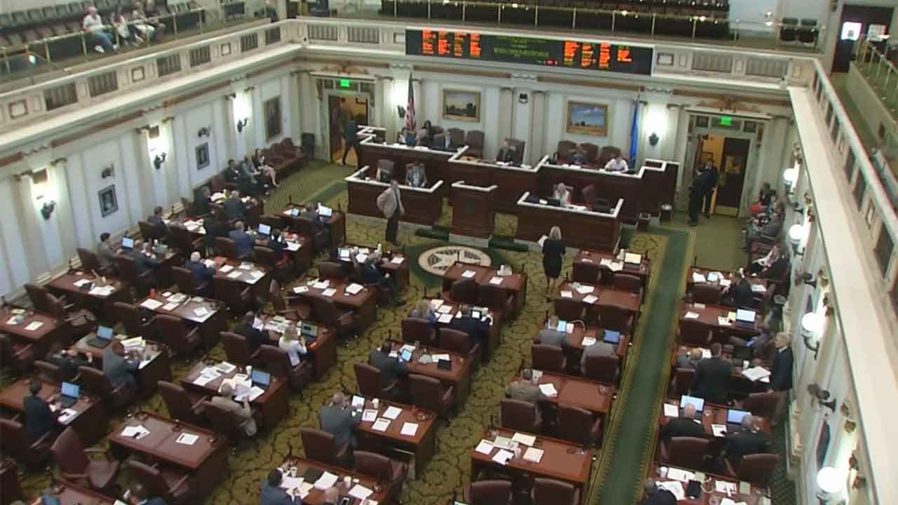 Oklahoma House Speaker Calls For Recess In Special Session