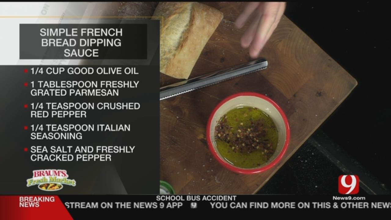 Simple French Bread Dipping Sauce