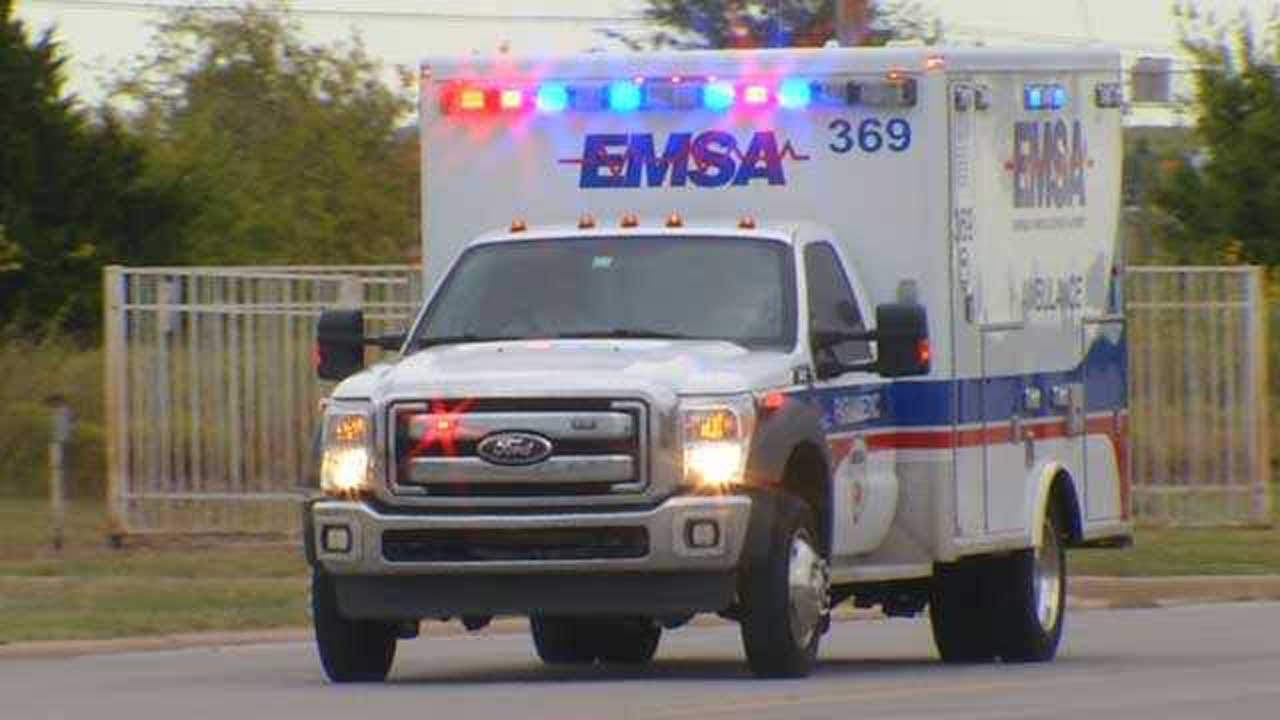 2 Transported After Rollover Crash In Moore