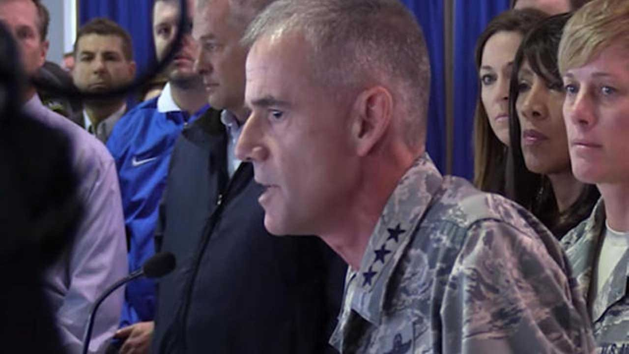 Air Force Academy Leader Delivers Powerful Speech On Race