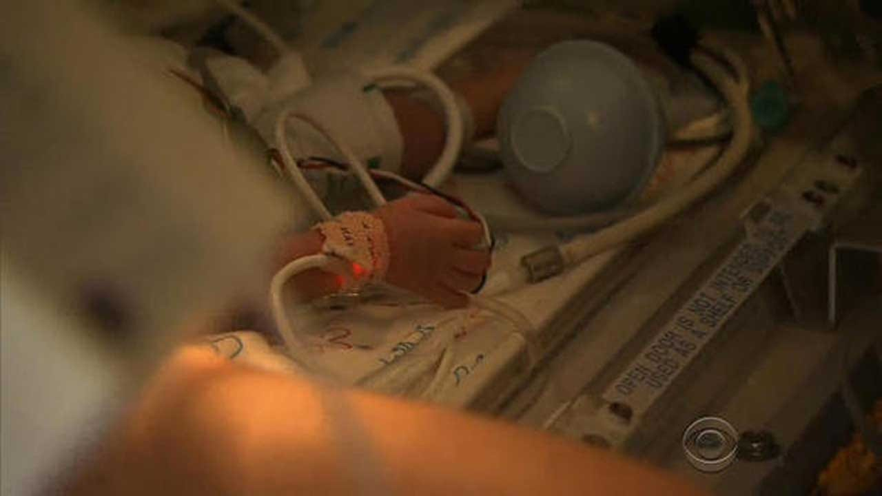 Baby In Desperate Need Of Surgery Flown Out Of Puerto Rico