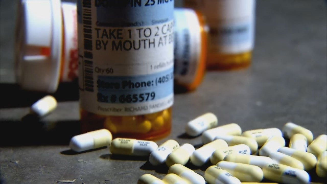 Commission Battling Opioid Abuse With Few State Resources