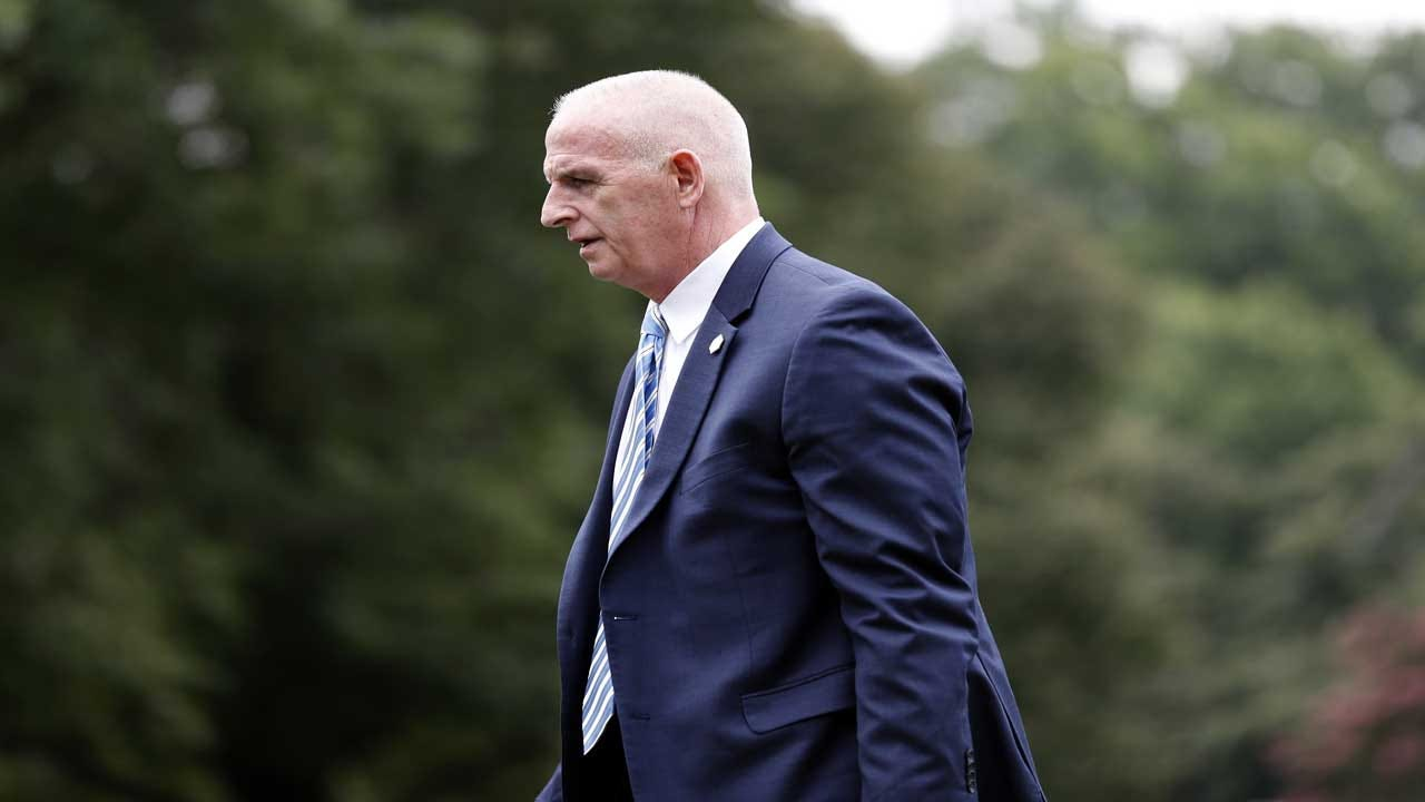 Trump Aide Keith Schiller Out At The White House