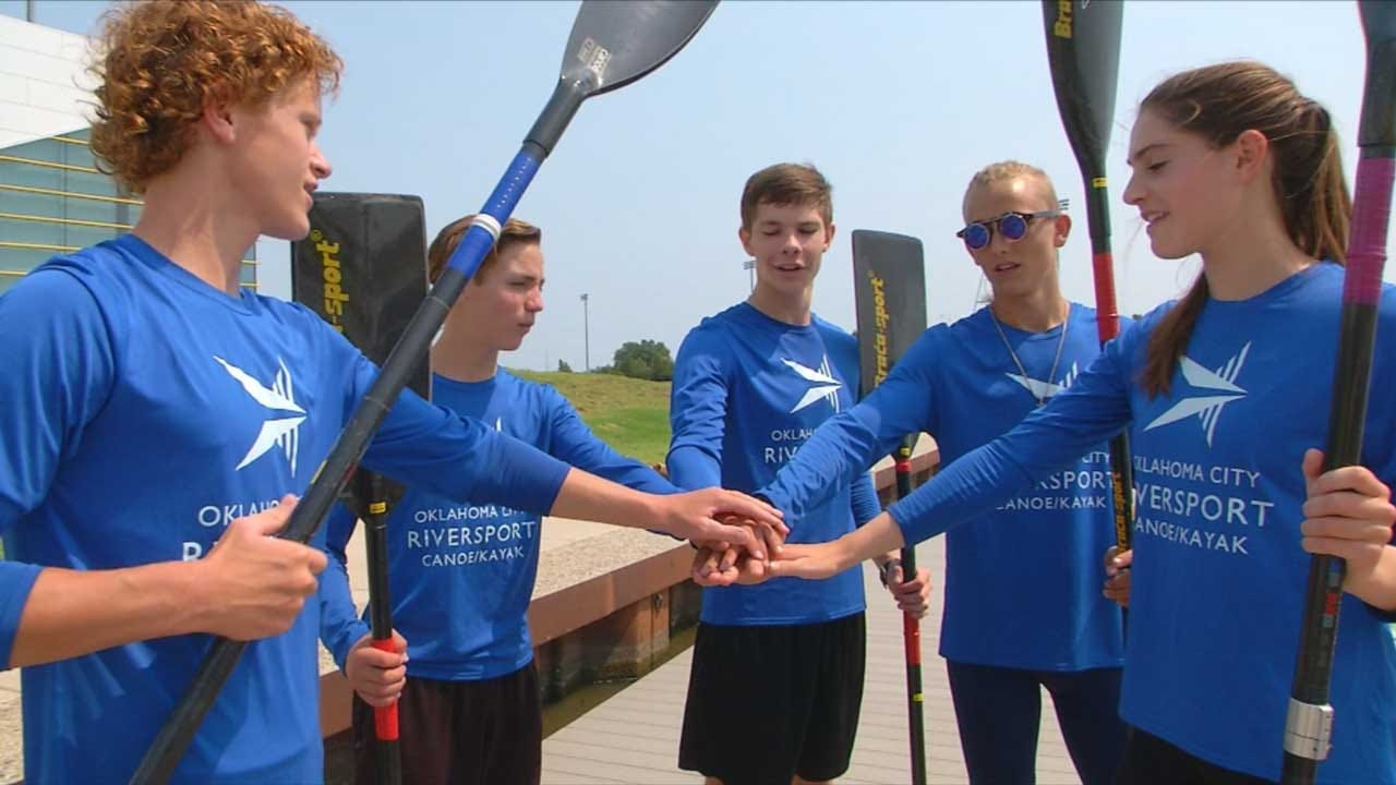 5 Oklahoma Teenagers Join US Team In Olympic Hopes Regatta